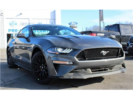 2021 Ford Mustang GT Premium (Stk: 210091) in Hamilton - Image 1 of 22