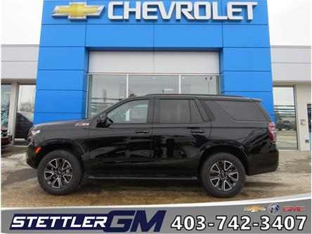 2021 Chevrolet Tahoe Z71 (Stk: 21088) in STETTLER - Image 1 of 22