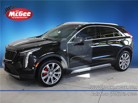 2019 Cadillac XT4 Premium Luxury (Stk: P19439) in Peterborough - Image 1 of 22