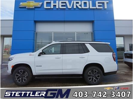 2021 Chevrolet Tahoe Z71 (Stk: 21090) in STETTLER - Image 1 of 22