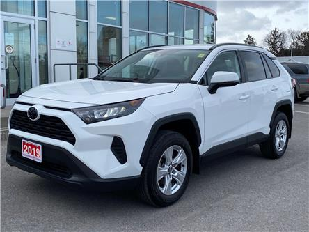 2019 Toyota RAV4 LE (Stk: W5261A) in Cobourg - Image 1 of 24