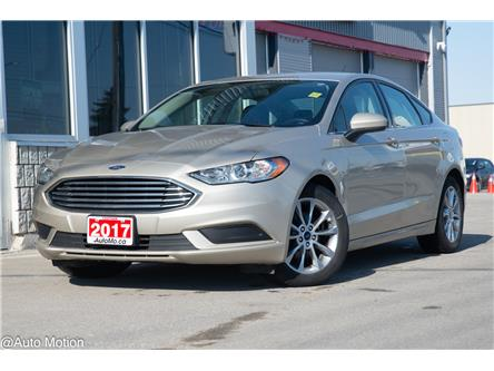 2017 Ford Fusion SE (Stk: 21217) in Chatham - Image 1 of 21