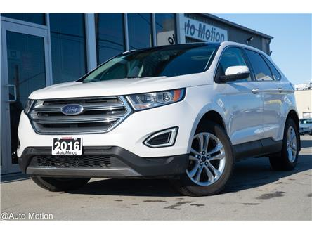 2016 Ford Edge SEL (Stk: 21125) in Chatham - Image 1 of 24