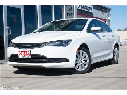 2015 Chrysler 200 LX (Stk: 21238) in Chatham - Image 1 of 20