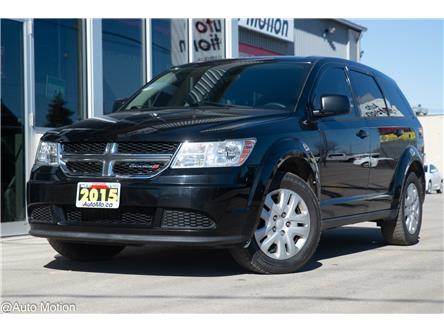 2015 Dodge Journey CVP/SE Plus (Stk: 21248) in Chatham - Image 1 of 17