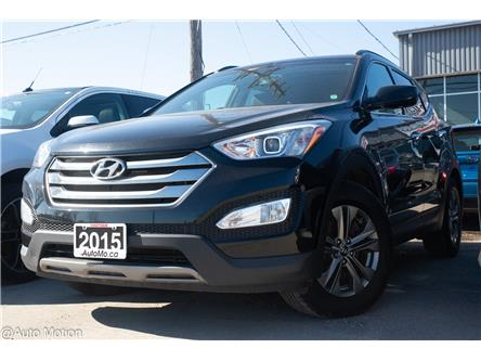 2015 Hyundai Santa Fe Sport  (Stk: 21223) in Chatham - Image 1 of 18