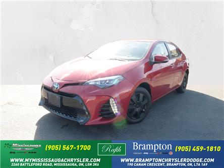 2017 Toyota Corolla SE (Stk: 1327) in Mississauga - Image 1 of 25