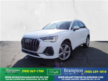 2020 Audi Q3 45 Progressiv (Stk: 1273A) in Mississauga - Image 1 of 23