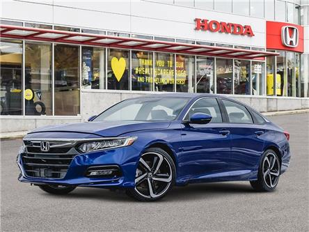 2021 Honda Accord Sport 2.0T (Stk: 6M03020) in Vancouver - Image 1 of 23