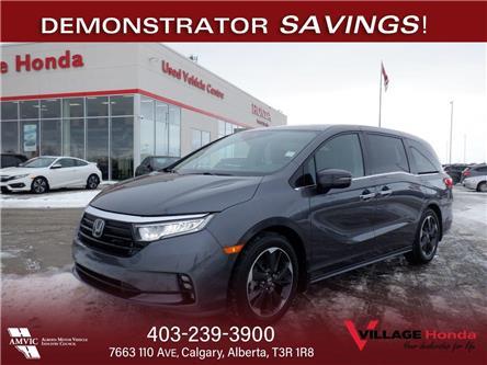 2022 Honda Odyssey Touring (Stk: VM0000) in Calgary - Image 1 of 3