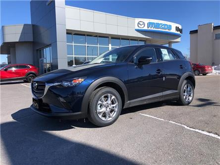 2021 Mazda CX-3 GS (Stk: 21T097) in Kingston - Image 1 of 15
