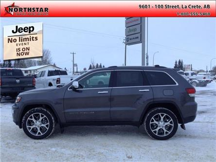 2021 Jeep Grand Cherokee Limited (Stk: UT013) in  - Image 1 of 12