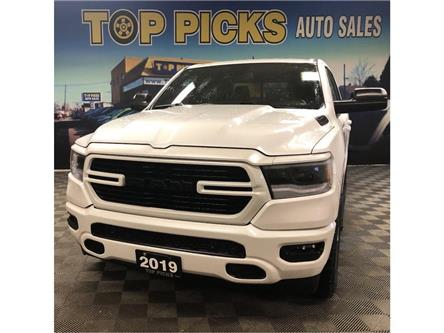 2019 RAM 1500 Sport (Stk: 869500) in NORTH BAY - Image 1 of 30