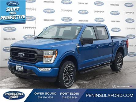 2021 Ford F-150 XLT (Stk: 21FE33) in Owen Sound - Image 1 of 24