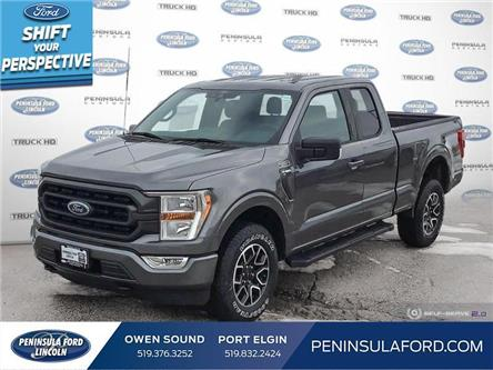 2021 Ford F-150 XLT (Stk: 21FE32) in Owen Sound - Image 1 of 24