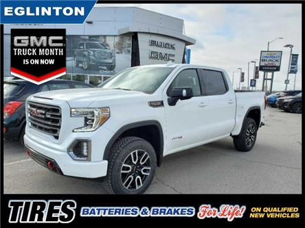 2021 GMC Sierra 1500 AT4 (Stk: MZ211224) in Mississauga - Image 1 of 27