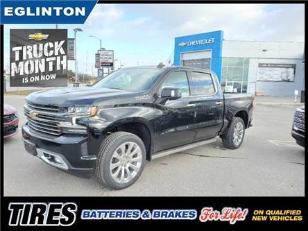 2021 Chevrolet Silverado 1500 High Country (Stk: MZ211230) in Mississauga - Image 1 of 26