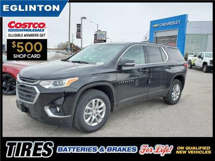 2021 Chevrolet Traverse LT Cloth (Stk: MJ171497) in Mississauga - Image 1 of 19