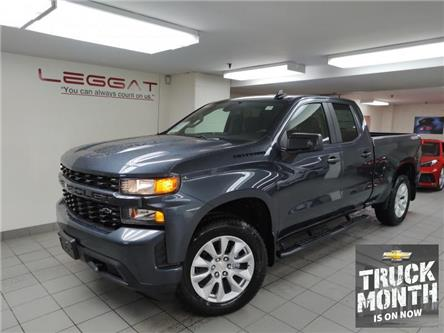 2021 Chevrolet Silverado 1500 Custom (Stk: 217594) in Burlington - Image 1 of 12