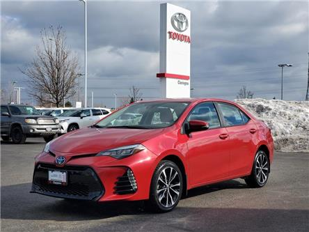 2018 Toyota Corolla  (Stk: P2643) in Bowmanville - Image 1 of 25