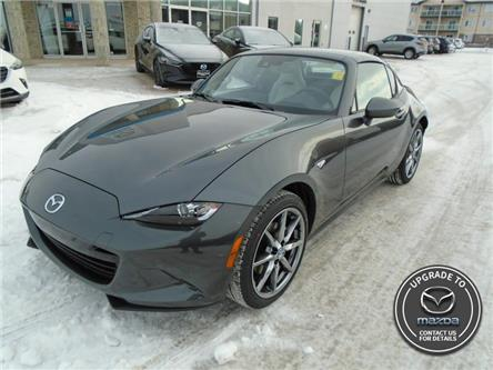 2021 Mazda MX-5 RF GT Auto (Stk: M21091) in Steinbach - Image 1 of 32