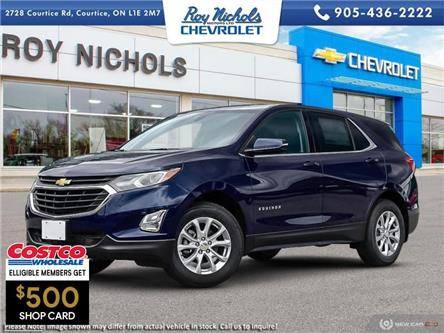 2021 Chevrolet Equinox LT (Stk: X040) in Courtice - Image 1 of 23