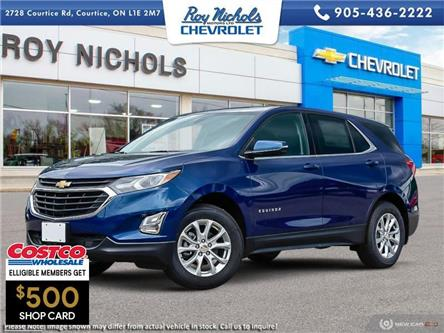 2021 Chevrolet Equinox LT (Stk: X104) in Courtice - Image 1 of 23