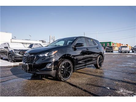 2021 Chevrolet Equinox LT (Stk: M095) in Chatham - Image 1 of 30