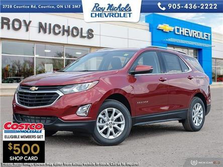 2021 Chevrolet Equinox LT (Stk: X128) in Courtice - Image 1 of 23