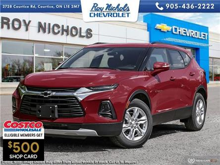 2021 Chevrolet Blazer LT (Stk: X147) in Courtice - Image 1 of 21