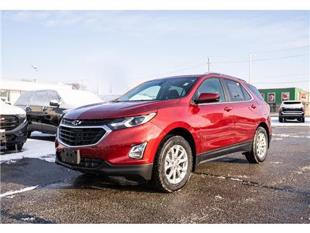 2021 Chevrolet Equinox LT (Stk: M109) in Chatham - Image 1 of 30