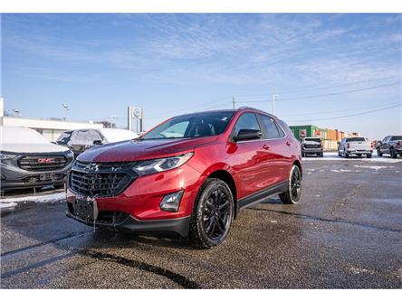 2021 Chevrolet Equinox LT (Stk: M116) in Chatham - Image 1 of 30
