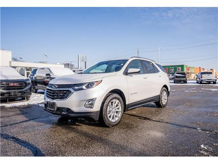 2021 Chevrolet Equinox LT (Stk: M138) in Chatham - Image 1 of 10