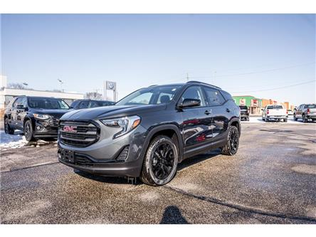 2021 GMC Terrain SLE (Stk: M171) in Chatham - Image 1 of 13
