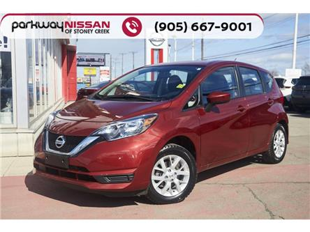 2018 Nissan Versa Note  (Stk: N1786) in Hamilton - Image 1 of 18