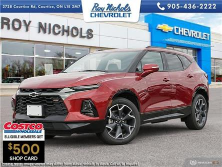 2021 Chevrolet Blazer RS (Stk: X251) in Courtice - Image 1 of 23