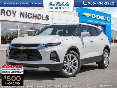 2021 Chevrolet Blazer True North (Stk: X296) in Courtice - Image 1 of 23