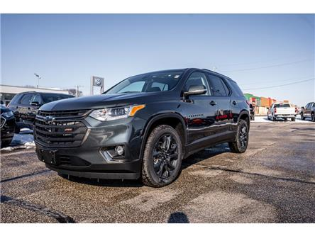 2021 Chevrolet Traverse RS (Stk: M242) in Chatham - Image 1 of 13