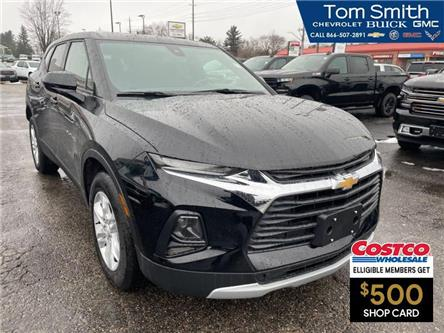 2021 Chevrolet Blazer LT (Stk: 210092) in Midland - Image 1 of 9