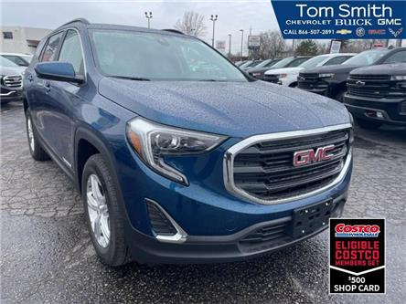 2021 GMC Terrain SLE (Stk: 210091) in Midland - Image 1 of 9