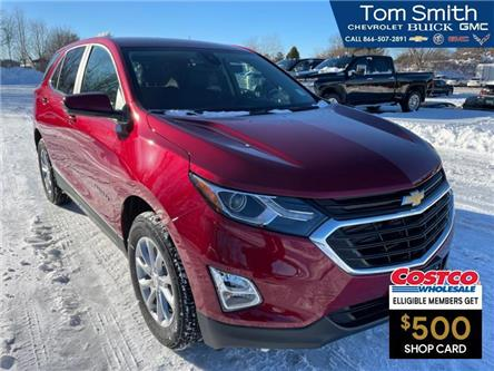 2021 Chevrolet Equinox LT (Stk: 210148) in Midland - Image 1 of 9
