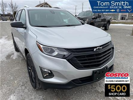 2021 Chevrolet Equinox LT (Stk: 210158) in Midland - Image 1 of 9