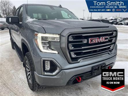 2021 GMC Sierra 1500 AT4 (Stk: 210208) in Midland - Image 1 of 9
