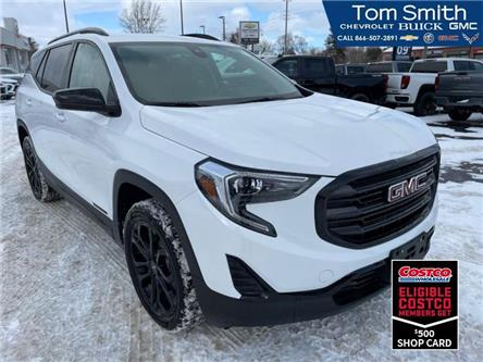 2021 GMC Terrain SLE (Stk: 210410) in Midland - Image 1 of 9