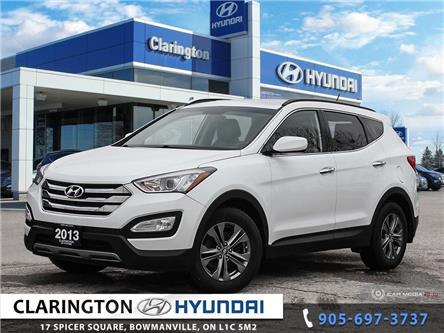 2013 Hyundai Santa Fe Sport 2.4 Premium (Stk: 20985B) in Clarington - Image 1 of 27