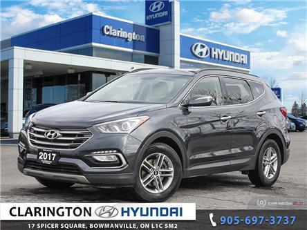 2017 Hyundai Santa Fe Sport  (Stk: 21015A) in Clarington - Image 1 of 27