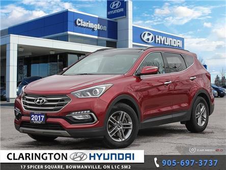 2017 Hyundai Santa Fe Sport  (Stk: 20967A) in Clarington - Image 1 of 27