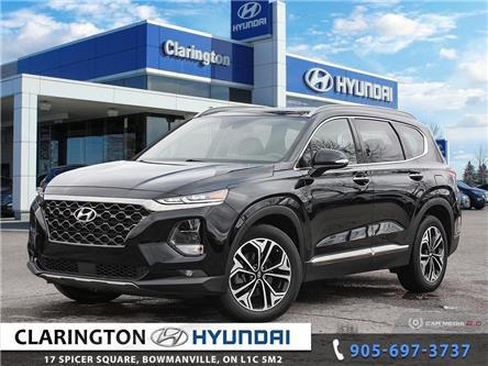 2019 Hyundai Santa Fe Ultimate 2.0 (Stk: U1151) in Clarington - Image 1 of 27