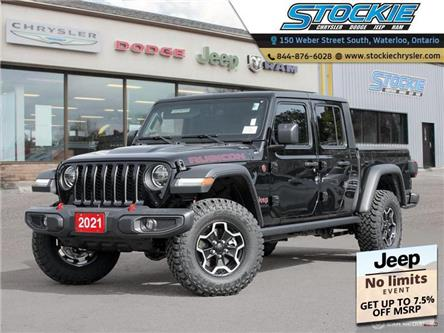 2021 Jeep Gladiator Rubicon (Stk: 35100) in Waterloo - Image 1 of 27