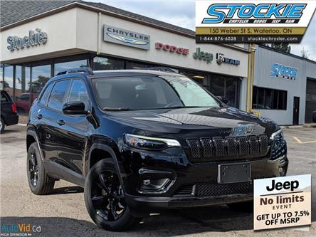 2021 Jeep Cherokee Altitude (Stk: 35295) in Waterloo - Image 1 of 15